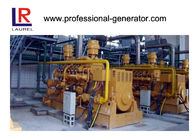 Automatic Voltage Regulation 1200kW Natural Gas Generators Electric Governor 3 Phase 4 Wire
