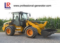 2500kg Rated Load Medium Wheel Loader Powered by 76kw YUNNEI Engine