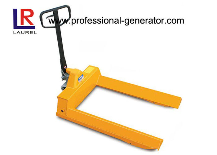 Wide Application 2.5 Ton 2500 KGS Quick Lift Hand Hydraulic Pallet Truck For Reel
