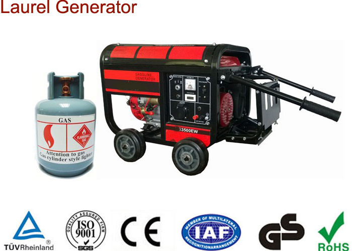 Electric Power Natural Gas Generators
