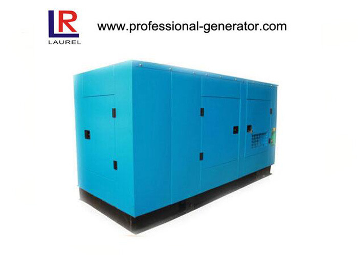 CE and ISO Approved Silent Diesel Generator Set