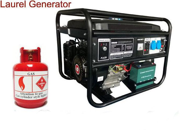 Three Phase Natural Gas Generators