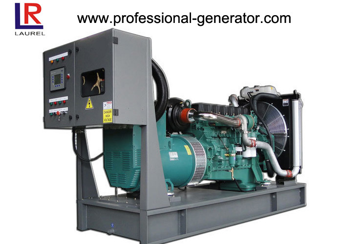 200KVA Cummins Power Generator Rental Shunt Exciter OEM Service