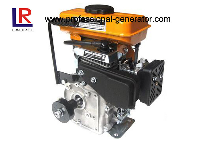 Single Cylinder Industrial Diesel Engines Kick Start / Electric Start For Automobile