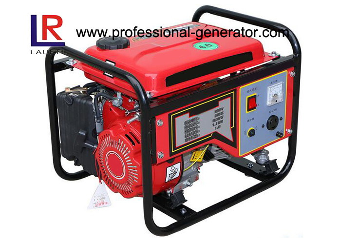 Small Portable 1kw Gasoline Generators Single Cylinder with Low Noise Small Vibration
