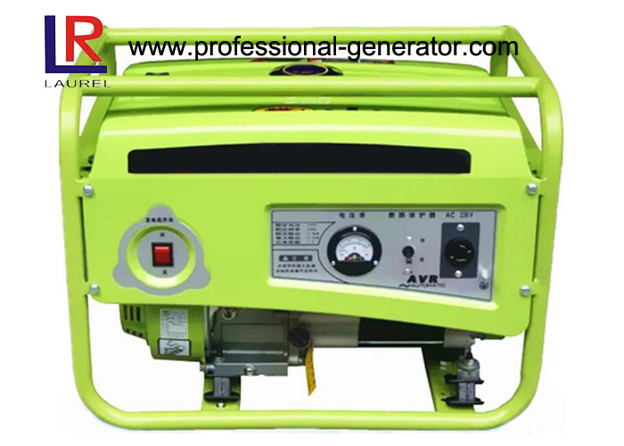 Air Cooled Single Cylinder 7.5kw Portable Gasoline Generator Home Use with Four Stroke