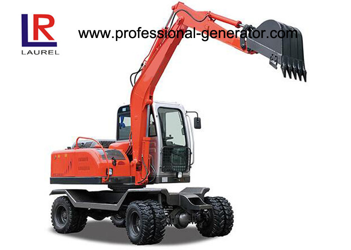 50kw 19.5MPa Bucket Wheel Excavator with High Strength Long Life Span