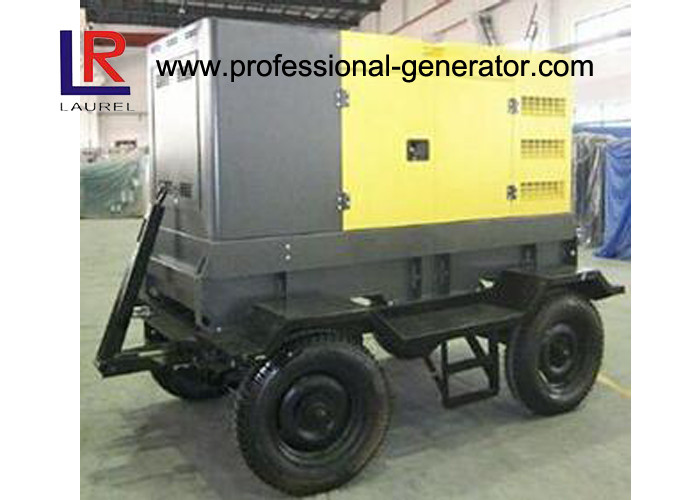330KW Mobile Diesel Generator with ComAp MRS10 Automatic Control Panel