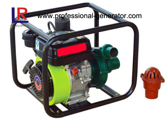 6HP Diesel Engine Recoil Start Centrifugal Water Pump for Agricultural Irrigation