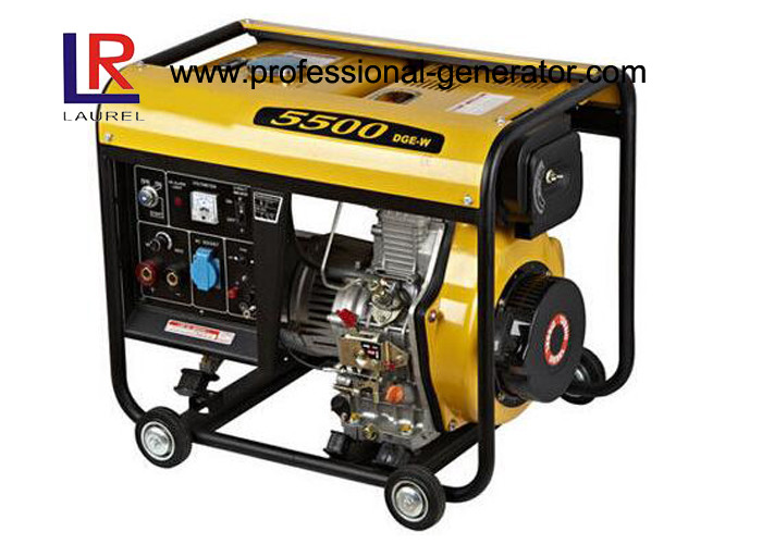 Professional Engine Diesel Generators 4.5KW Start Easily Widely-used for Home / Jobsite