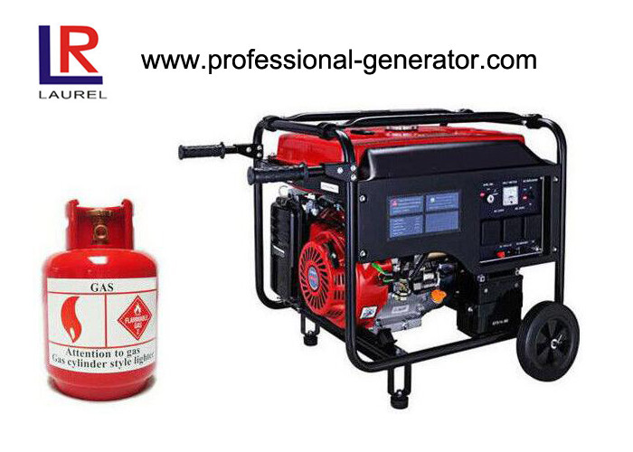 Small power Residential Natural Gas Generators for Home / Camping Use