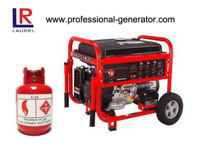 High Performance Portable Natural Gas Electricity Generator for Home Use