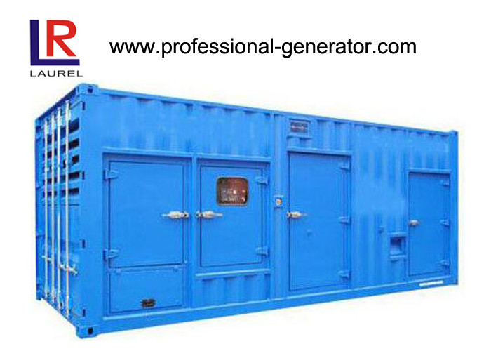 20 Or 40 Feet Container Generator / Gen Set 800kva - 1880kva With Cummins Engine