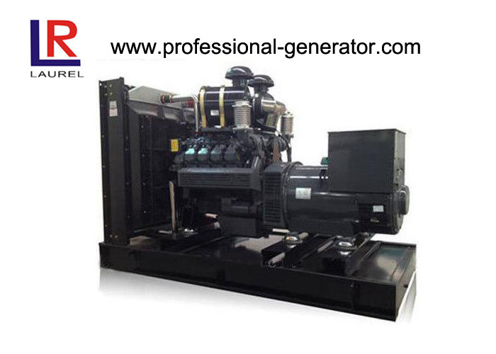 40KVA-1700KVA Deutz Diesel Generator Set , Three phase four lines Diesel Gensets