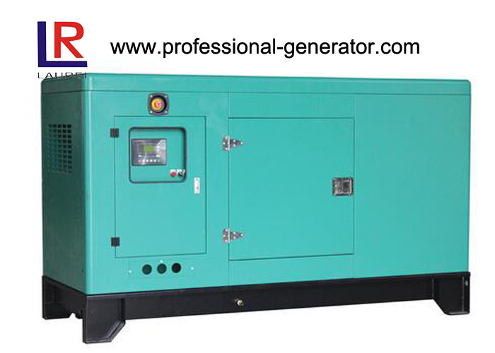 Cummins Powered 120kw Silent Diesel Generator Set with Diferrent Color Canopies