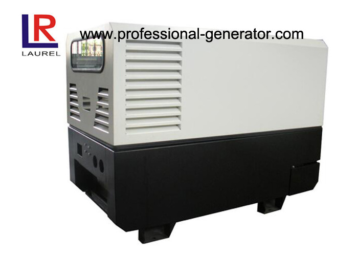 Four Stroke 50Kva Silent Diesel Generator Set with Noise 65Db within 7M