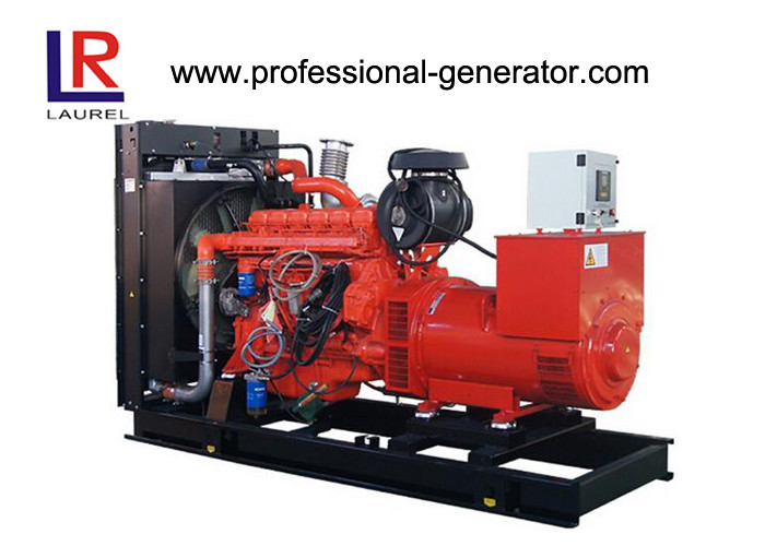 562kva AC Three Phase 450kw CHP Natural Gas Generator 400V / 230V with Lean - burn Combustion