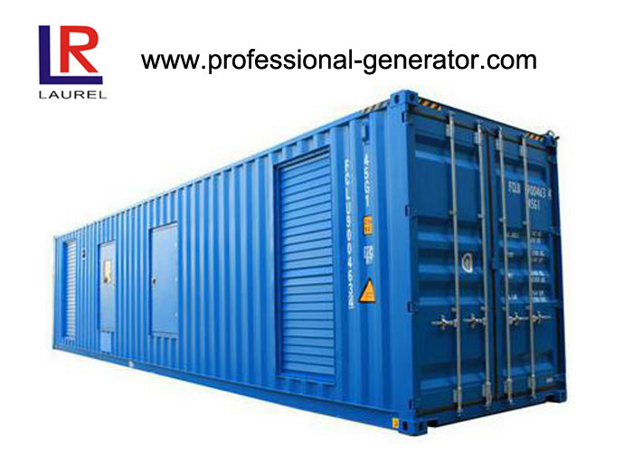 Cummins Engine 800kva Container Genset Industrial Container Mounted Generator