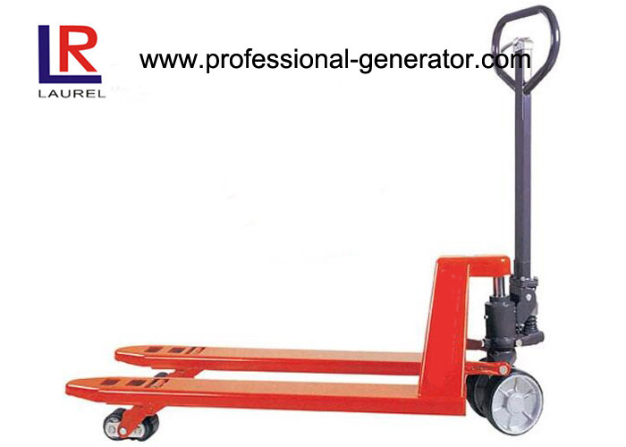 CE Warehouse Material Handling Equipment Hydraulic Hand Pallet Truck 1.5 Ton - 6.5 Ton