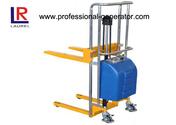 Materials Handling Equipment 200kg 400kg Multi Purpose Light Duty Electric Stacker