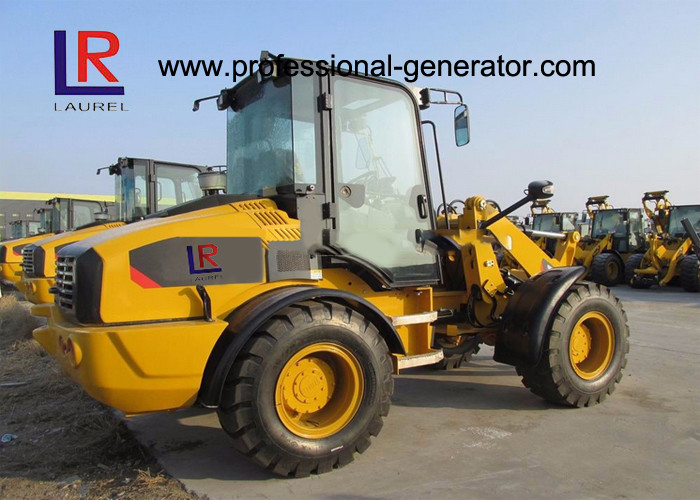 WEICHAI Engine Heavy Construction Machinery ,  5000kg load Medium Wheel Loader with 3m³ bucket