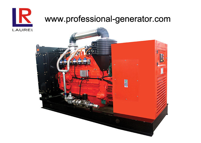 50Hz 120kw water-cooled 200v Gas Generator Set with 4-stroke water cooling Engine